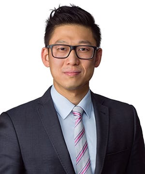 Victor Wang Traffic Lawyer Melbourne
